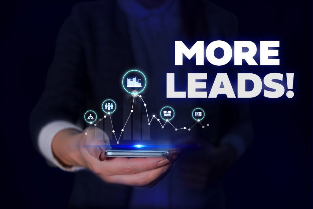 Collect more Leads with Profitise.