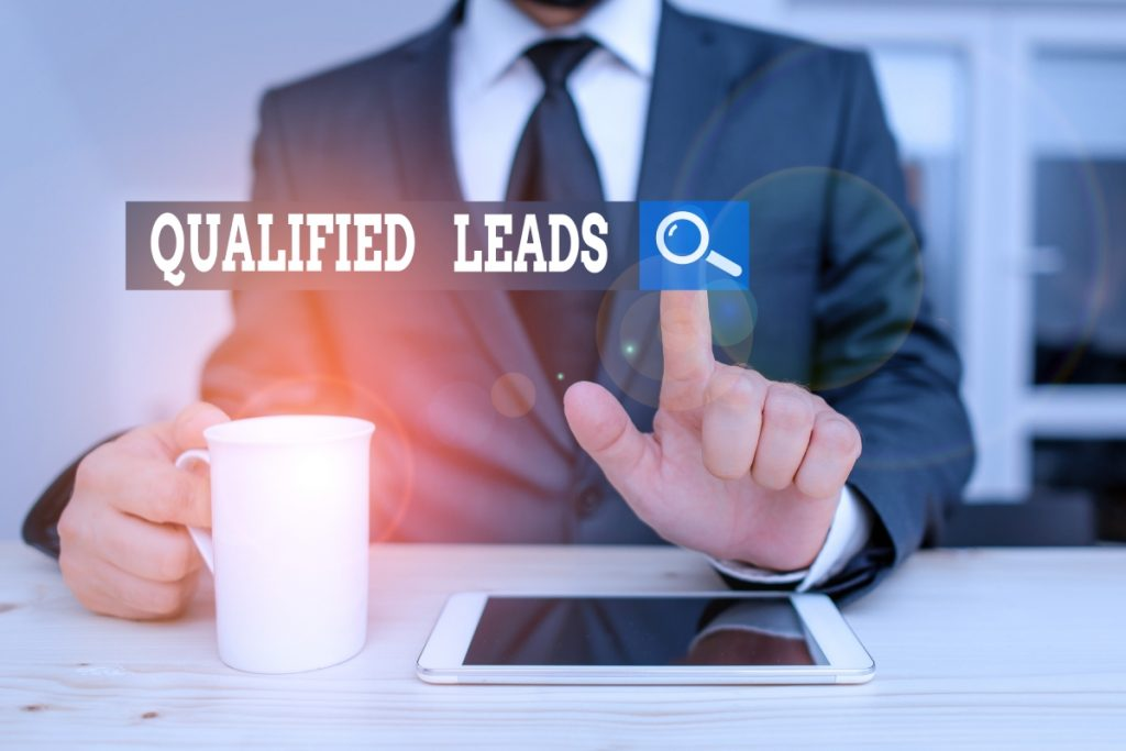 Health insurance leads qualification.