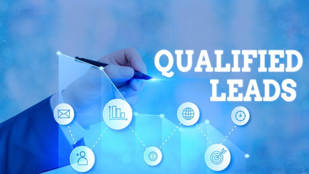 Lead Qualification.