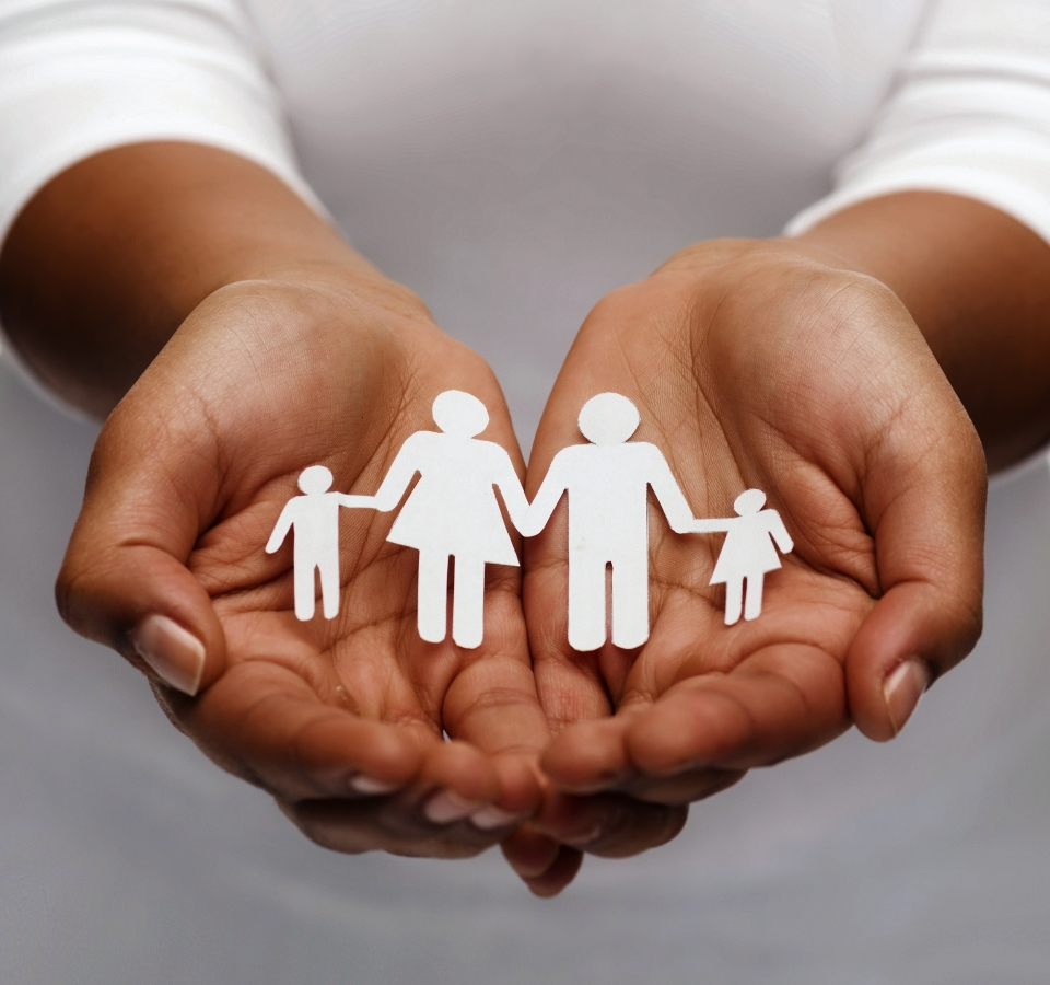 Life insurance family protection.