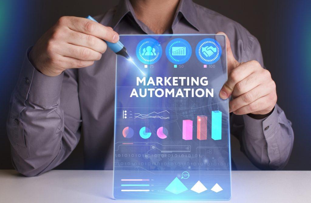 Marketing Automation.