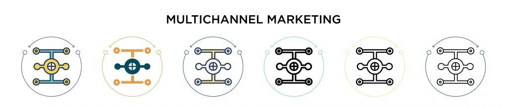 Multichannel marketing schema.